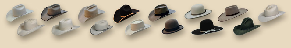 Limpia Creek Hat Styles